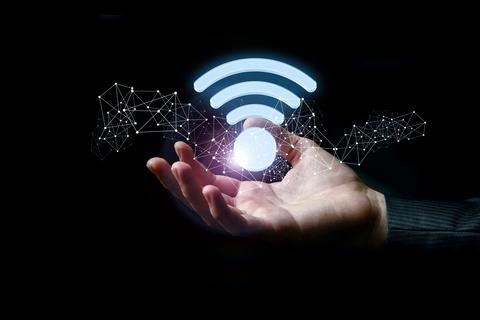 Public and private wifi